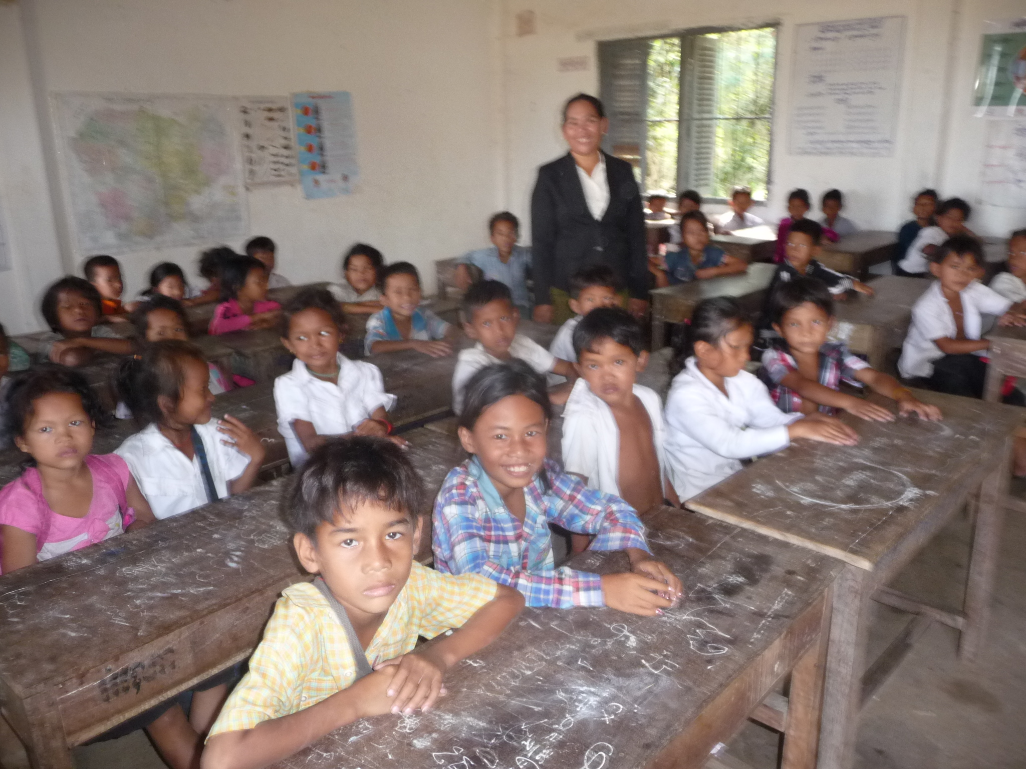education in cambodia Left in ashes, over the last decade education in cambodia has begun to be re-established, setting in motion a prosperous future.